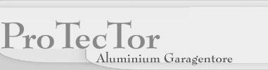 WARU - Aluminium Garagentore ProTecTor